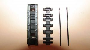 Taigen spare links and pins for King Tiger metal tracks